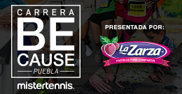 Be Cause Run Puebla
