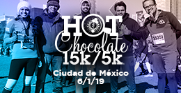 HOT CHOCOLATE RUN 15K & 5k