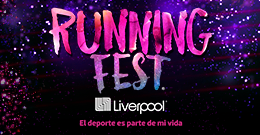 RUNNING FEST BY LIVERPOOL 2018