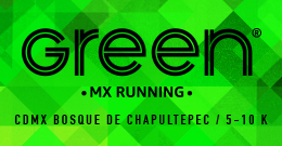 CARRERA GREEN MX RUNNING
