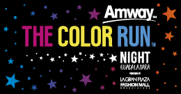 THE COLOR RUN NIGHT AMWAY GUADALAJARA