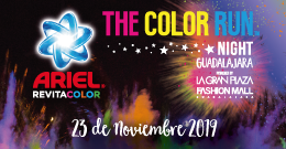 THE COLOR RUN NIGHT ARIEL GUADALAJARA