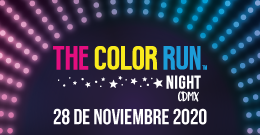 THE COLOR RUN NIGHT CDMX
