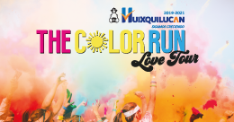 THE COLOR RUN INTERLOMAS